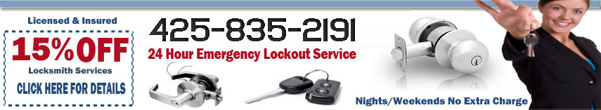 Professional Locksmith Sammamish Wa